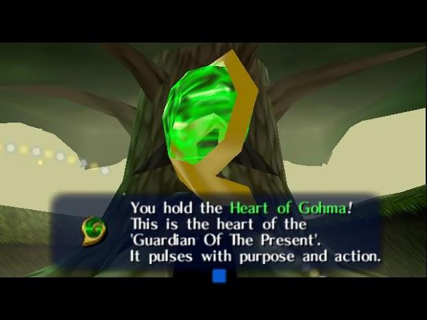 Timeless 64 - Chapter 1:Forgotten Forest(Beta0.10)