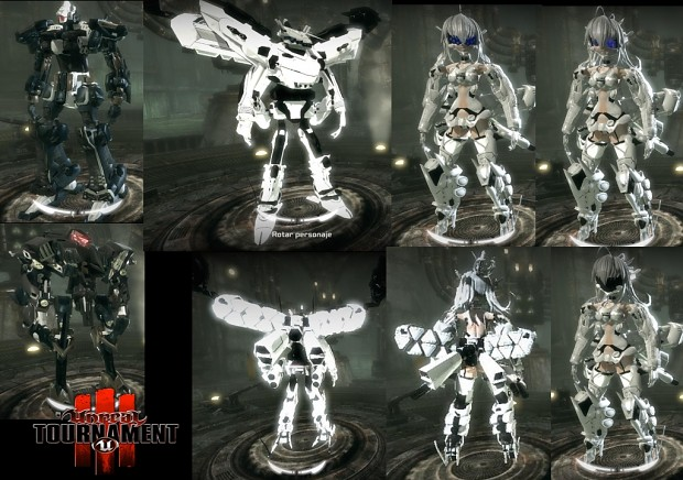 Armored Core Mech
