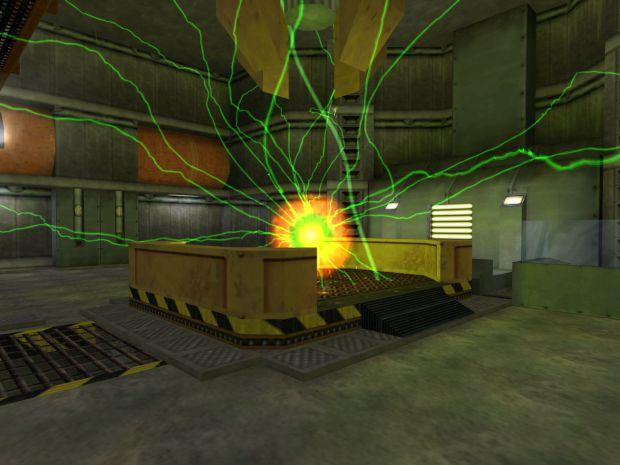 Half-Life: ESCAPE Trainingroom