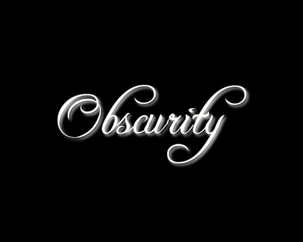 Obscurity Verson 1.2
