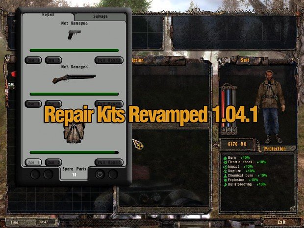 Repair Kits Revamped 1.04.1