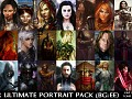 Super Ultimate Portrait Pack - BG:EE