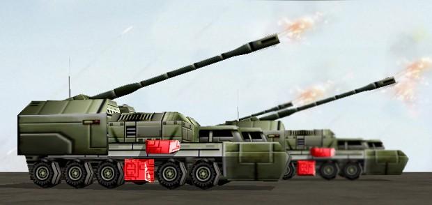 Public China Artillery