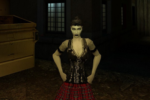 World of Goth - Malkavian Re-skin
