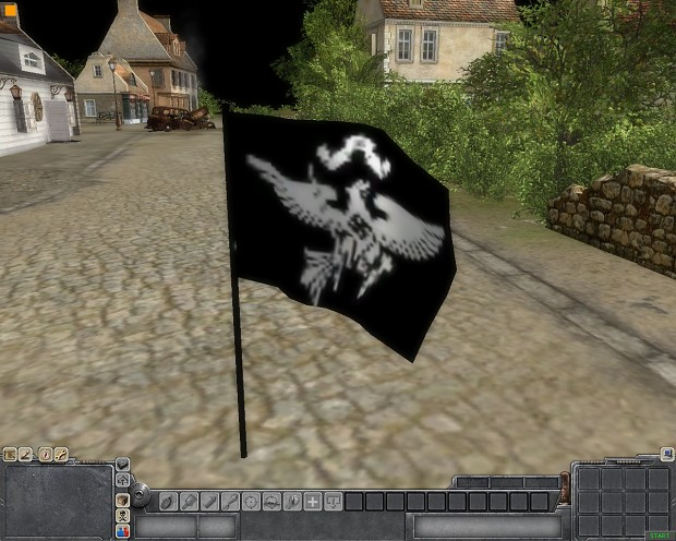 Hitler Youth Flag Add-on