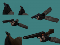 Cry Of Fear Russian Pistol Pack Full