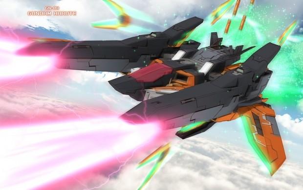 Gundam 00 Movie Allelujah Haptism