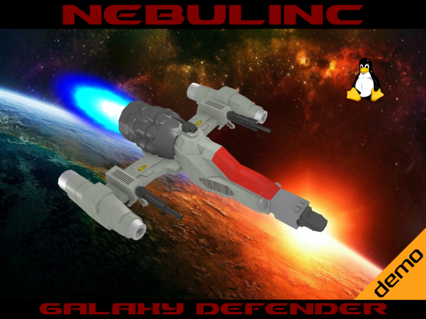 Nebulinc Demo for Linux