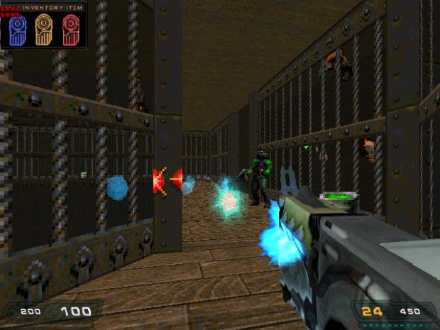 Doom 3 Weapons Mod By AlphaEnt Beta 12