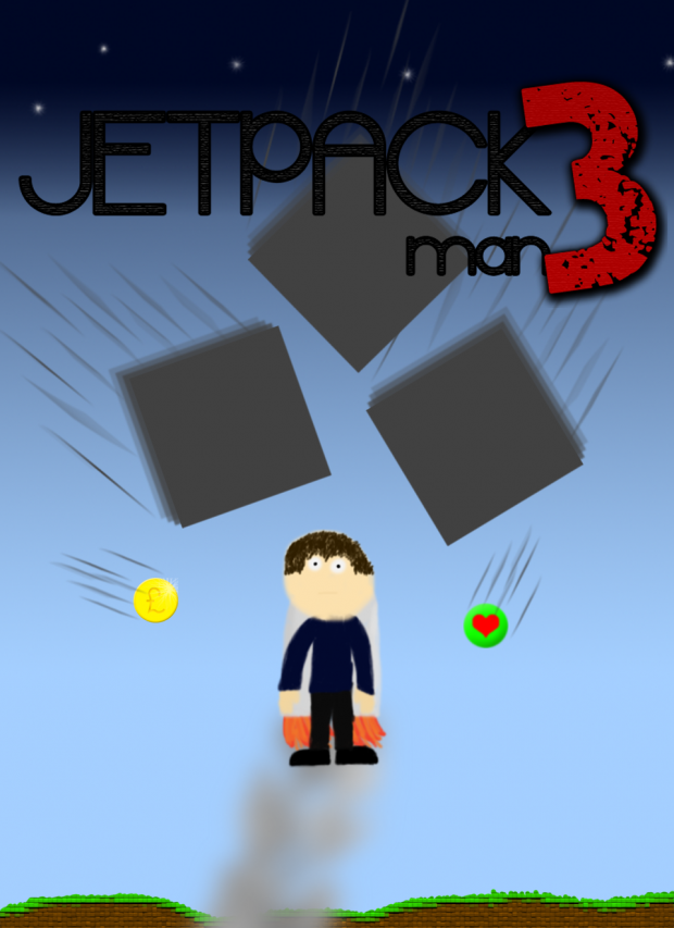 Jetpack Man 3 Alpha 02 Windows