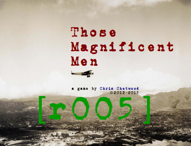 Those Magnificent Men [r005]