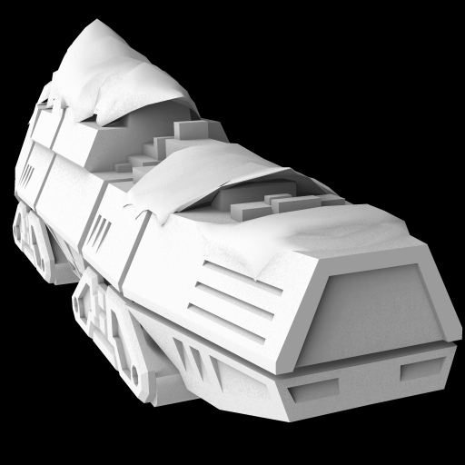 K.O.T.O.R. Vehicle Models