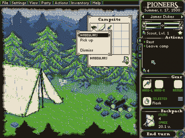 Pioneers Build 5 (Windows)