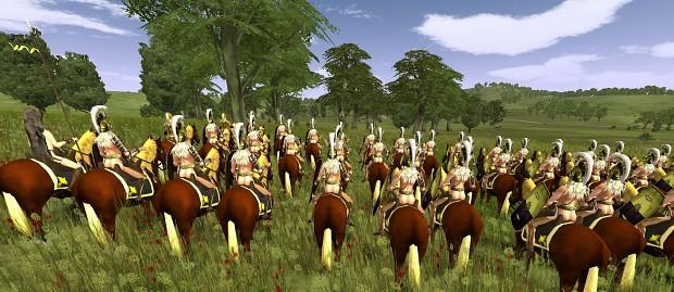 Amazons: Total War - Recalesced 7.0C