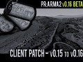 Project Reality: ARMA 2 v0.15 to v0.16 BETA Patch