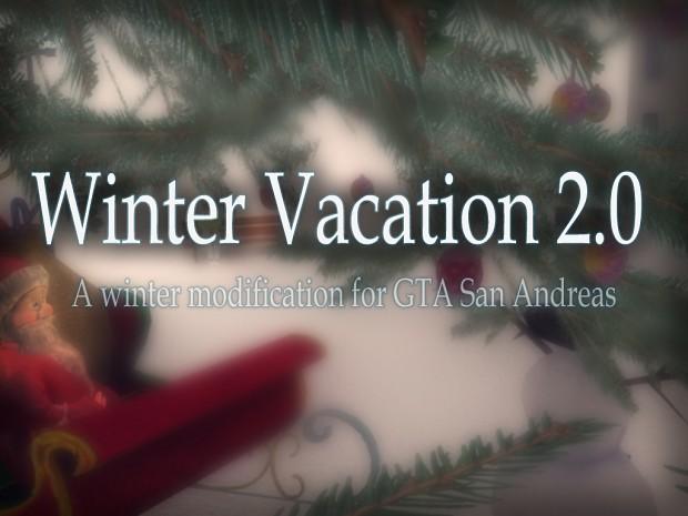 Winter Vacation 2.0 (automatic installation)
