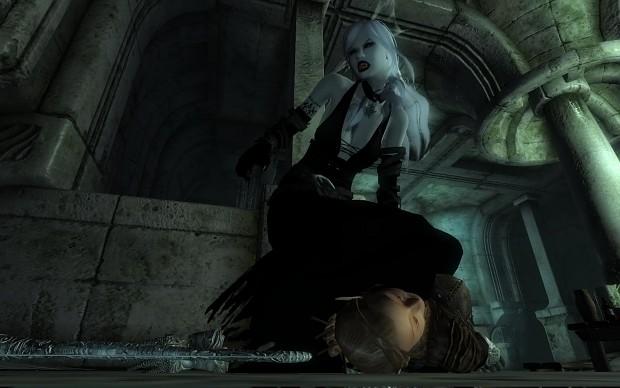 Unholy Darkness esp