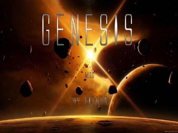 Genesis 1.0 OSP