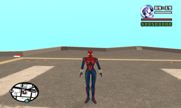 Spider-Girl Ped