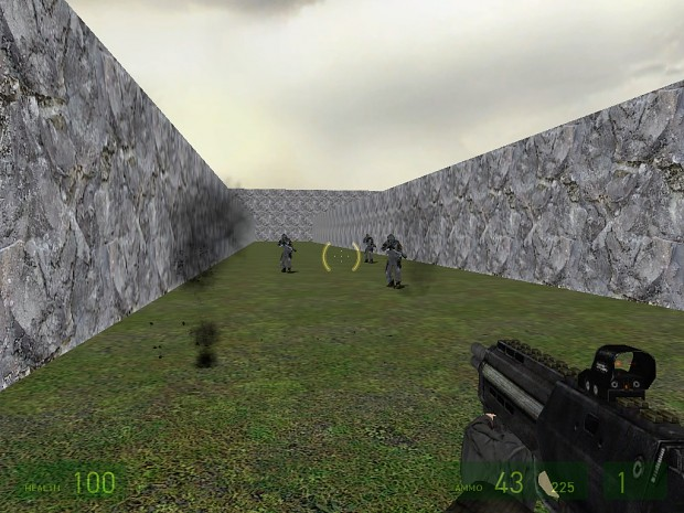 Half-Life 2: Rebel Story demo (alpha 0.2.1)