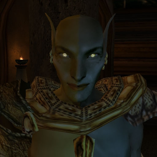 Vivec God Replacer