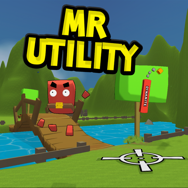 Mr Utility Prototype 0.1 - Windows