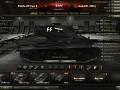 Tiger II Black SS camo SKin
