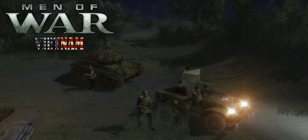 Men of War - Vietnam Conflict mod