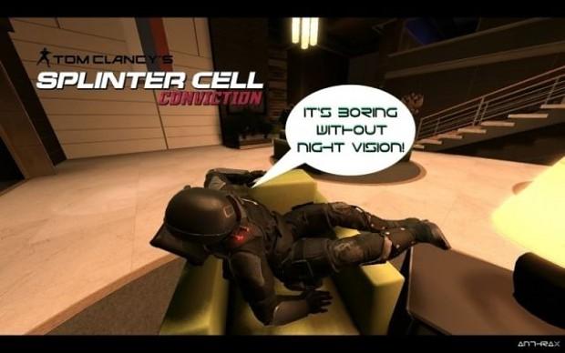 SCC Night Vision mod