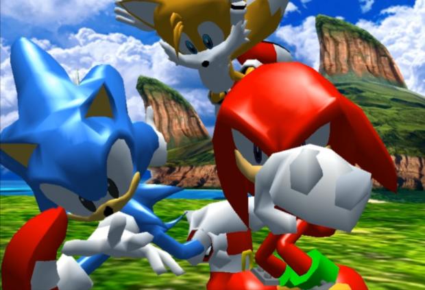 Classic Sonic V1.0