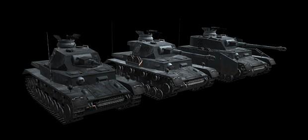 Panzer IV Complete Retexture