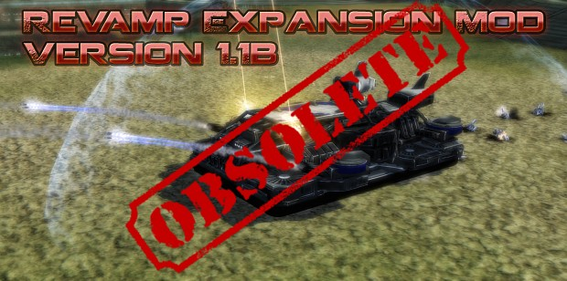OBSOLETE - Revamp Expansion Mod v1.1b
