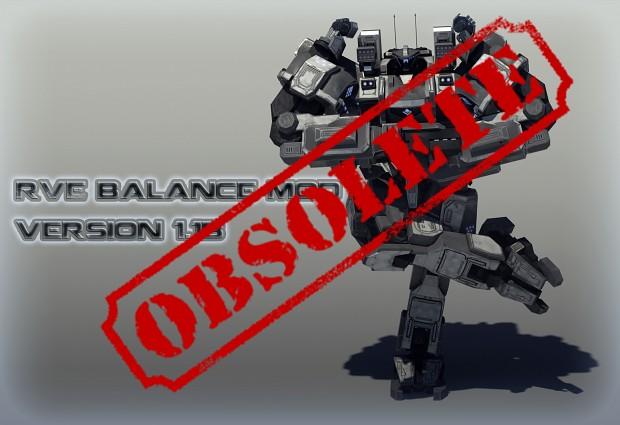 OBSOLETE - Revamp Balance Mod v1.1b (DLC ONLY)