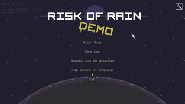 Risk of Rain Demo v1.0