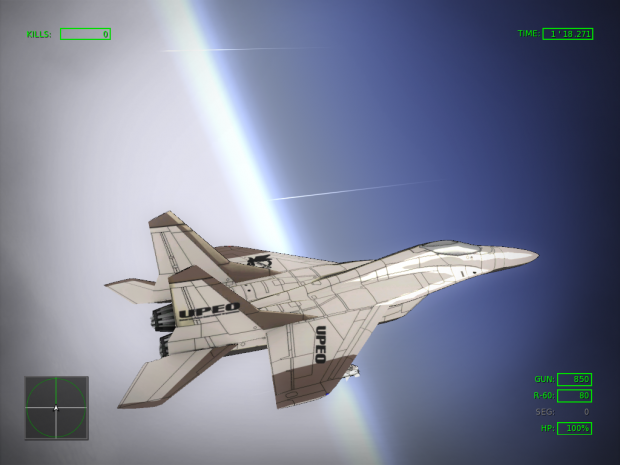 MiG-33SS UPEO Skin with logos