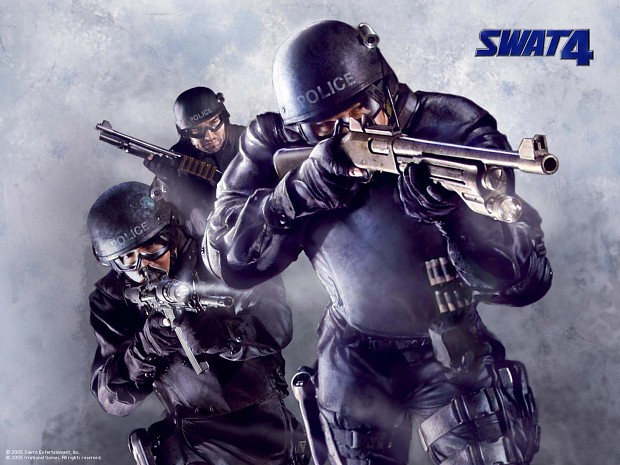 SWAT 4 Singleplayer Map Pack