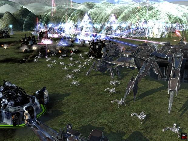 Supreme Commander2013Mod - Version1.1