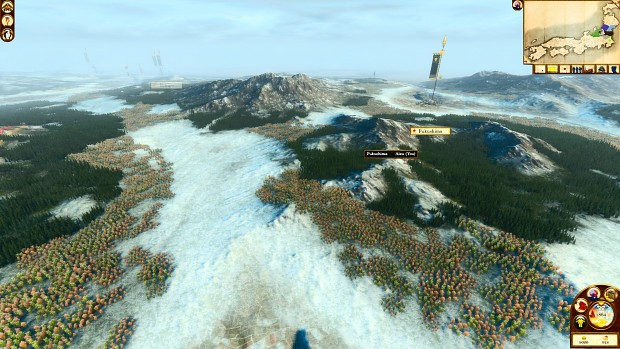 sweetfxmod Shogun II Total War (with installer)