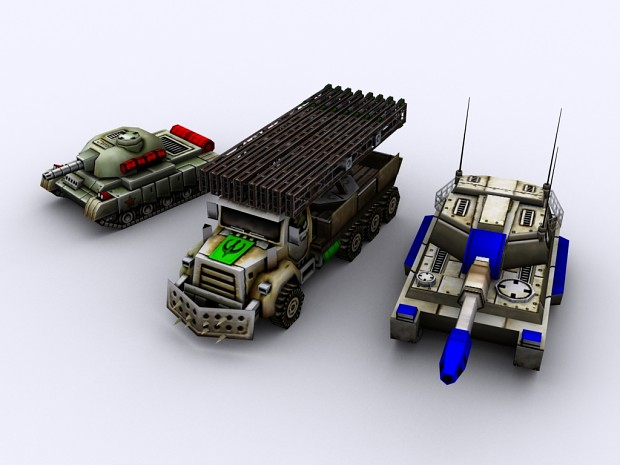 [Resource] Trinity Artillery Pack