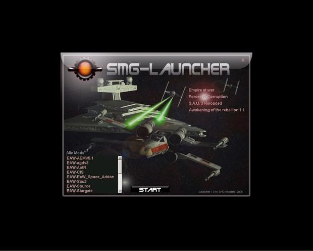 SMG-MOD Launcher- Zip