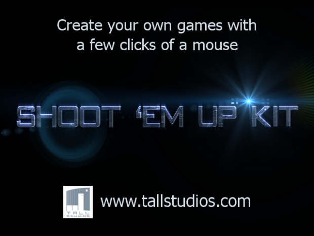 Shoot 'Em Up Kit Demo version 1.0.22
