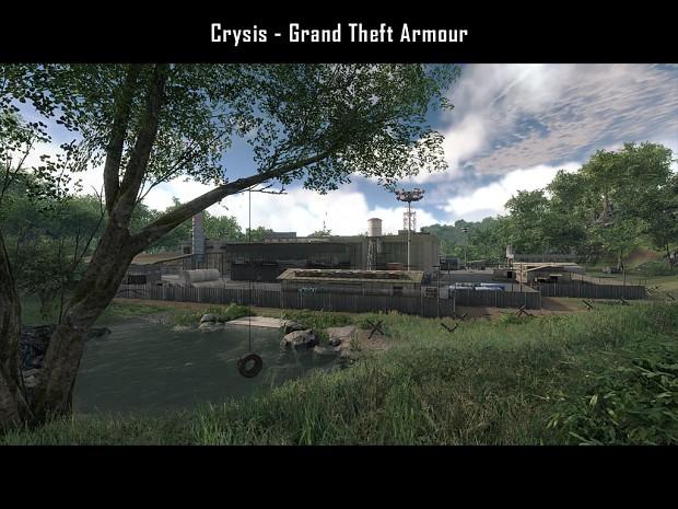Grand Theft Armour (build 20130320)