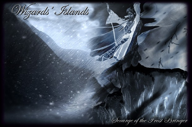Wizards Islands - The Scourge of the Frost Bringer