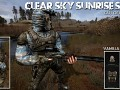 Clear Sky Sunrise suit for STALKER Call of Pripyat