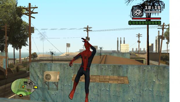 The Amazing Spider-Man skin