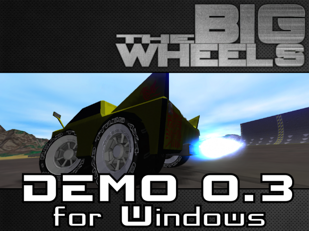 the Big Wheels (Windows Demo)