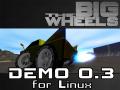 the Big Wheels (Linux Demo)