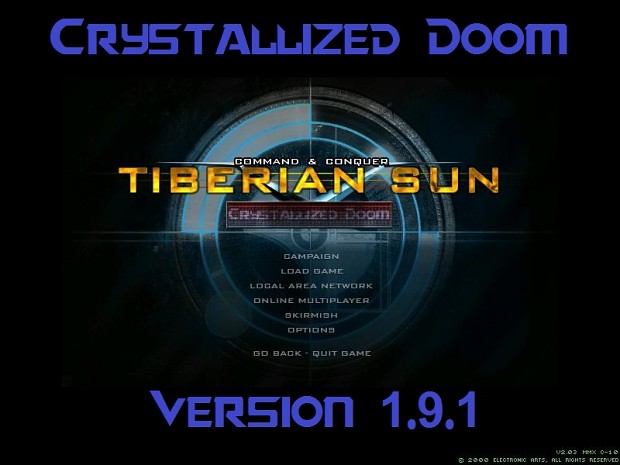 Crystallized Doom 1.9.1 [Outdated]