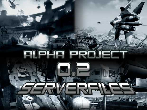 Alpha Project V0.2 Serverfiles