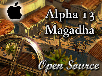 0 A.D. Alpha 13 Magadha (Mac 32-bit Version)